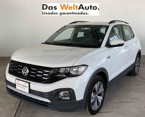 Imagen 1 de 12 de Volkswagen T-cross 2020 5p Comfortline L4/1.6 Aut