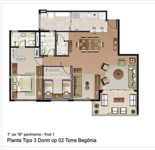 Apartamento Para Venda Em São Paulo, Pacaembu, 2 Dormitórios, 1 Suíte, 2 Banheiros, 2 Vagas - 2760_2-962030