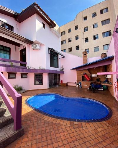 Imagem 1 de 30 de Casa À Venda No Jardim Paulistano - Sorocaba/sp - Ca07734 - 3162320