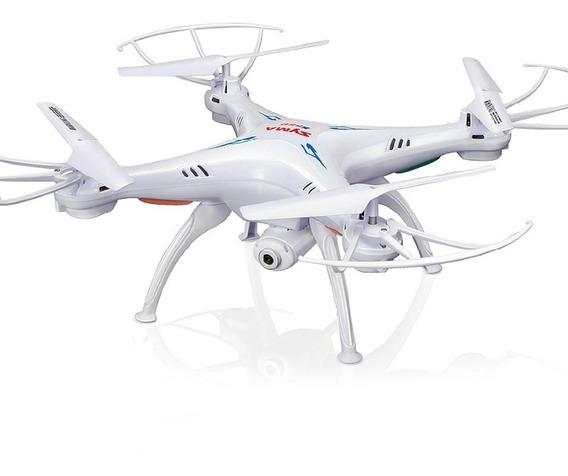 Drone C/ Cámara X5c Syma Original Hd Memoria Cuadricoptero !