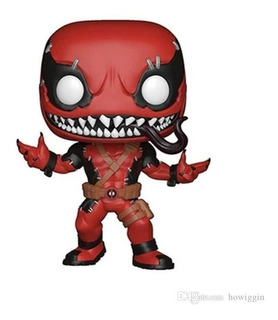 Funko Pop - Spiderman - Capitan America - Venompool - Venom