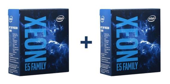 Par 2 Xeon E5-2670 V3 12 Core3.1ghz X99 Dell Hp 2680 2690 V4