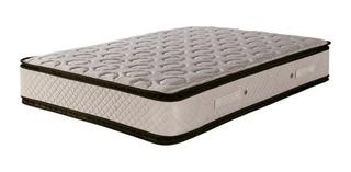 Colchon Cannon Sublime Pillow 150 X 190 + 2 Almohadas De Regalo + Envio A Caba Sin Cargo