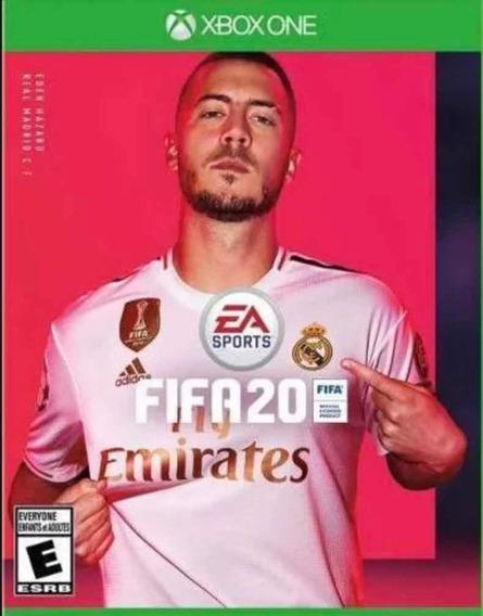 Fifa 20 Xbox One Midia Digital