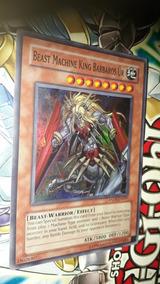 2x Beast Machine King Barbaros Ur