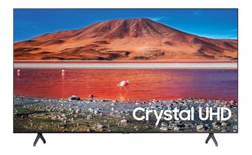 "Imagen 1 de 6 de Smart TV Samsung Series 7 UN58TU7000GCZB LED 4K 58"" 220V-240V"
