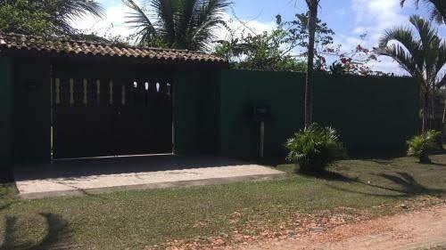 Chácara Com Piscina E 3 Quartos Em Itanhaém/sp 5997-pc