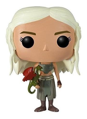 Funko Pop Daenerys Targaryen 03 Game Of Thrones Regalosleon