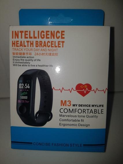 Relógio M3 Digital Band Bracelete