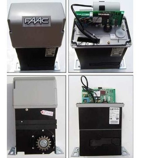 Kit Corredera Faac 1800k Porton Automatico