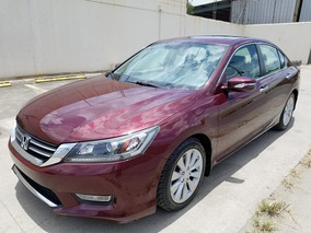 Vendo Honda Accord 2013 Fuull Inicial 100,000 Financiamiento