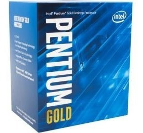 Processador Intel Pentium Gold Dual-core G5400 3.7ghz (lga 1