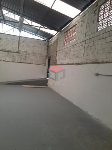 Excelente Galpão Para Locação, 250 M² - Bairro Batistini - São Bernardo Do Campo/ Sp - 9738