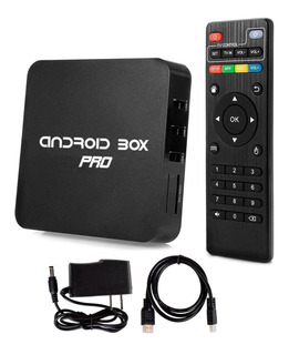 Android Box Wifi Convertidor Smart Tv Hdmi Android 7.1 Apps