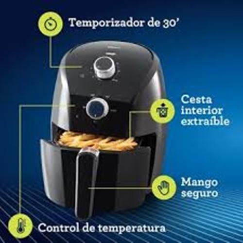 Mini Freidora De Aire Oster® De 1.5lt. Ckstaf15b053 Original