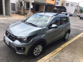Fiat Mobi Way 2017. Acepto Auto Mas Grande O Camioneta.