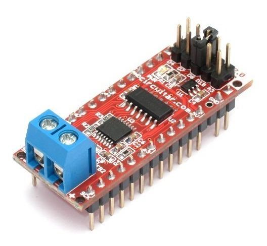 Módulo Universal P/ Termopar Compatível C/ Arduino (shield)
