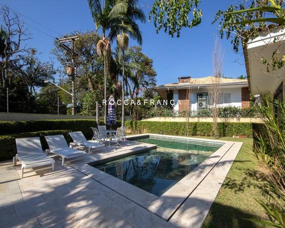 Casa Residencial Em São Paulo - Sp, Jardim Guedala - Ca00112
