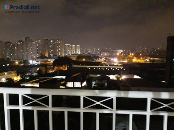 Apartamento Com 3 Dormitórios À Venda, 65 M² Por R$ 487.000 - Água Branca - São Paulo/sp - Ap3780