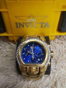 Promoção Relógio Invicta Zeus Bolt Magnum V/ Cores C/caixa