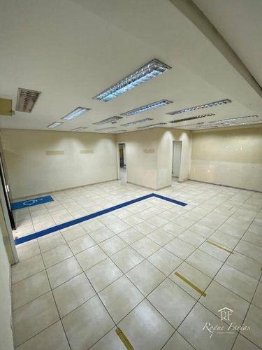 Imagem 1 de 17 de Salão Para Alugar, 250 M² Por R$ 15.000/mês - Jaguaré - São Paulo/sp - Sl0174