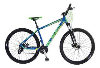Bicicleta Benotto Montaña Fs-850 R29 24v Shimano Altus Dd Ml