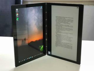2 En 1 Notebook Lenovo Yogabook C930 Excelente Estado
