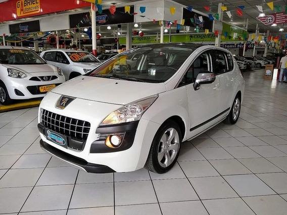 Peugeot 3008 1.6 Griffe Thp 16v 2013