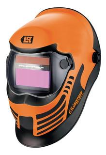 Máscara Fotosensible Lusqtoff St-1b Para Soldar Garantía 6c