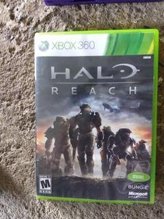 Halo Reach 3 Juegos Mas