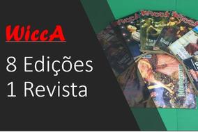 Coleção Livros Wicca - 8 Edições + 1 Revista Frete Grátis