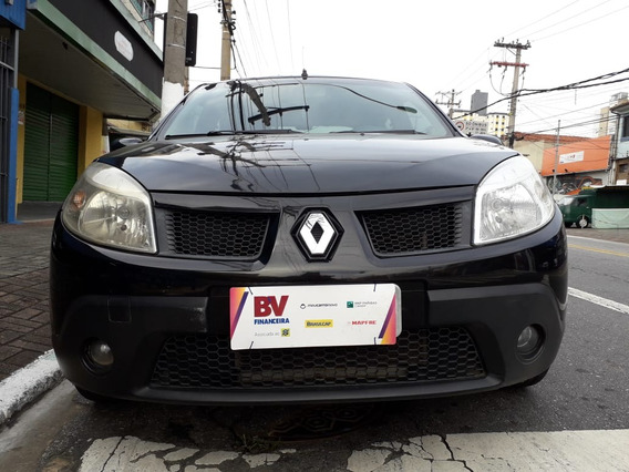 Renault Sandero 2008 1.6 Privilège - Esquina Automoveis
