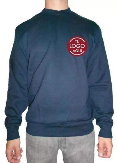 Buzo De Friza Con Logo Bordado - Somos Fabricantes