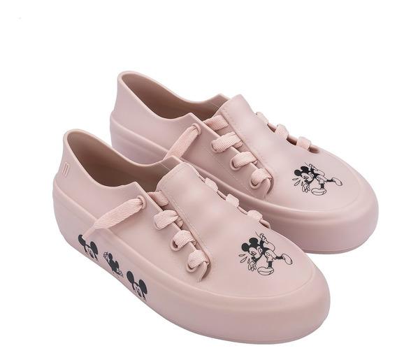 Tênis Feminino Melissa Ulitsa Sneaker + Mickey And Friends
