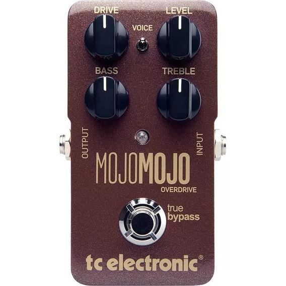 Pedal Guitarra Tc Electronic Mojomojo Overdrive Original