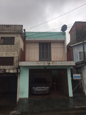 Vila Constançia, Casa Para Moradia, Renda Ou Ambos. - Ca0488