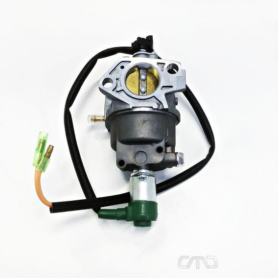 Carburador Gerador Branco Mg B4t 6500 L E