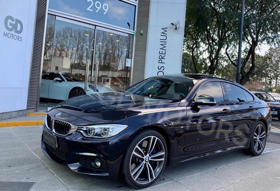 Gd Motors Bmw 440 Grand Coupe M 2017 Pocos Km Unico Dueño