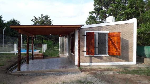 Casa En Venta En Mirador Del Lago, Bialet Masse. (c87)