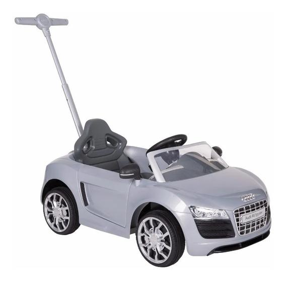 Coche Audi Push Car Kiddy Full