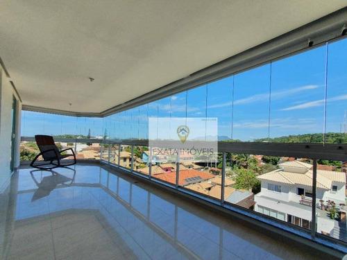 Apartamento Mobiliado Com Direito A Cobertura, Costazul, Rio Das Ostras! - Ap0379