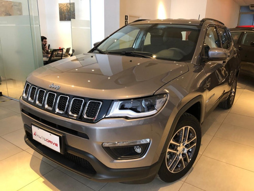Jeep Compass 2.4 Sport At6 D