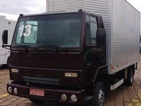 Ford Cargo 816 12/13 Com Bau De Aluminio 5mts