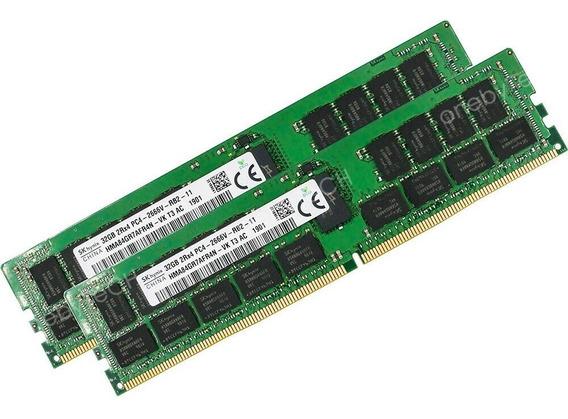 128gb 4 X 32gb Ddr4 Para Server Hp Dell Ibm Lenovo 50% Off