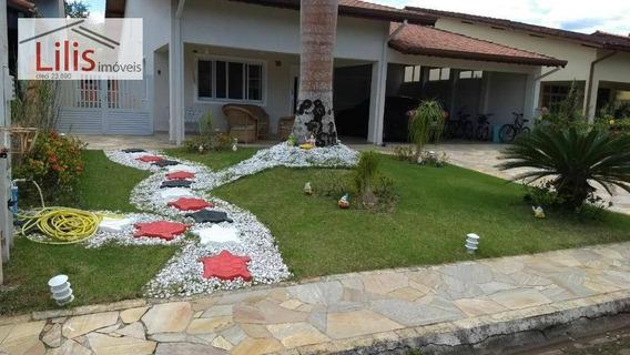 Casa Temporada Cond. Morada Da Praia Boracéia/bertioga - Permuta Menor -ca0039