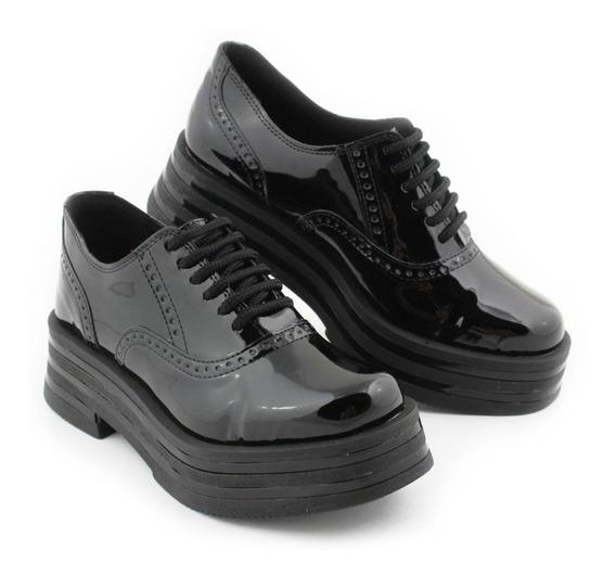 Zapatos Plataforma Savage Art:zr 51