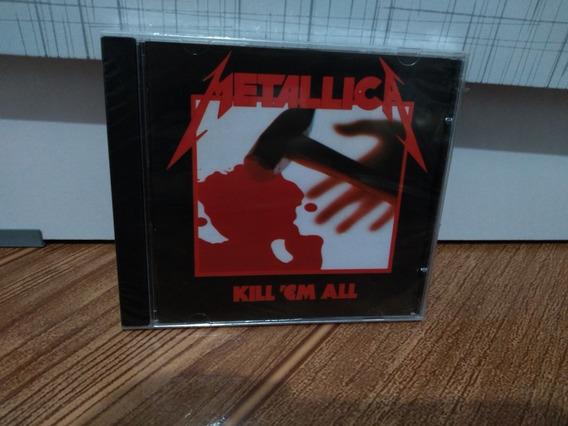 Cd - Metallica - Kill