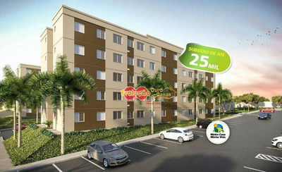 Apartamento - Condomínio Angelo Fattori - Ap1114