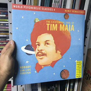 Lp Tim Maia World Psychedelic Classics 4 Vinyl Duplo (eua)
