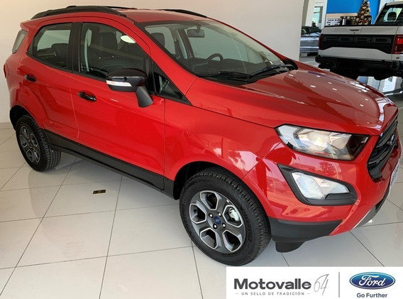 Ford Ecosport Freestyle 2,0l 4x4
